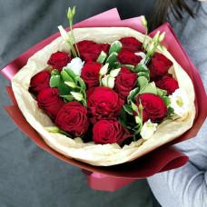 Букет №181 Красные розы