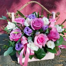 Ящик №15 / розовый