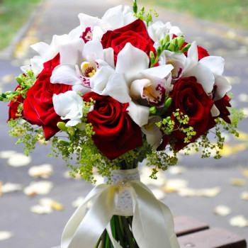 Букет невесты №7