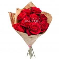 Букет №86   Букет красных роз