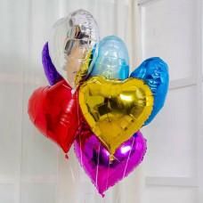 Шар сердце 190 рублей