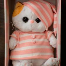 Кошечка Лили в пижаме