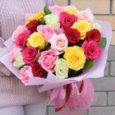 Букет №131 Букет из 25 роз