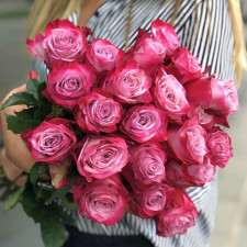 "Роза ""Моди Блю"" 40 см"