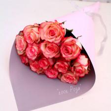 Букет №101| Букет из роз