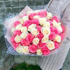 Букет №105 Букет 51 роза