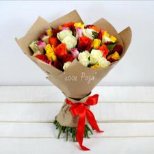 Букет №109 | 45 роз