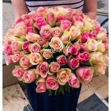 Букет №111 | 75 роз