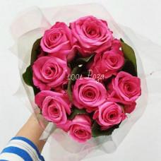 Букет №123 | Розовые розы