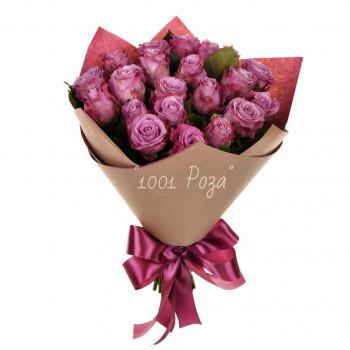 Букет №128 | Букет белых роз