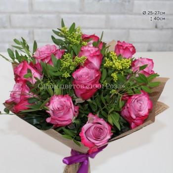 Букет № 28  | Купить 11 роз
