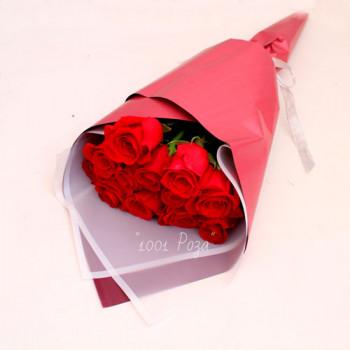 Букет №99 | Букет красных роз