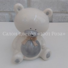 """Статуэтка керамическая """"Мишка"""" №3"""