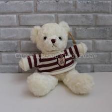 Медведь молочный в свитере
